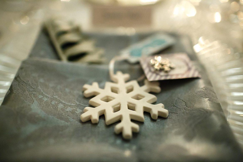 winter wedding table ideas