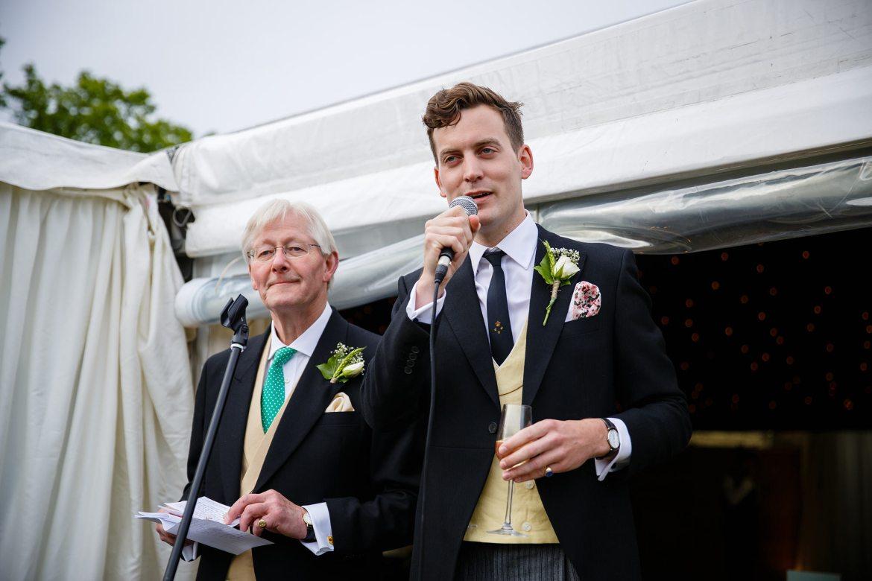 best mans speech kent wedding