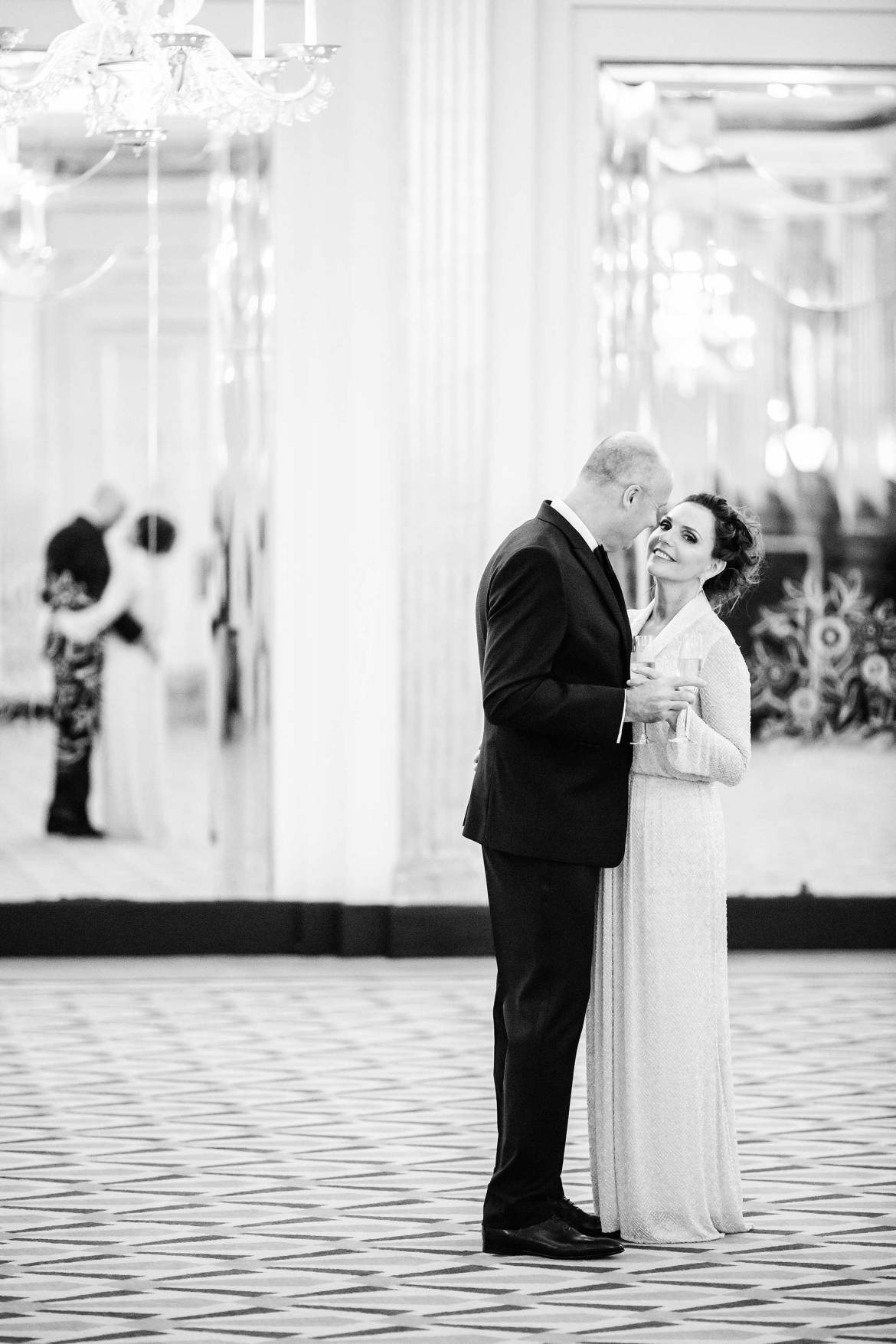 Claridges Wedding Photographer