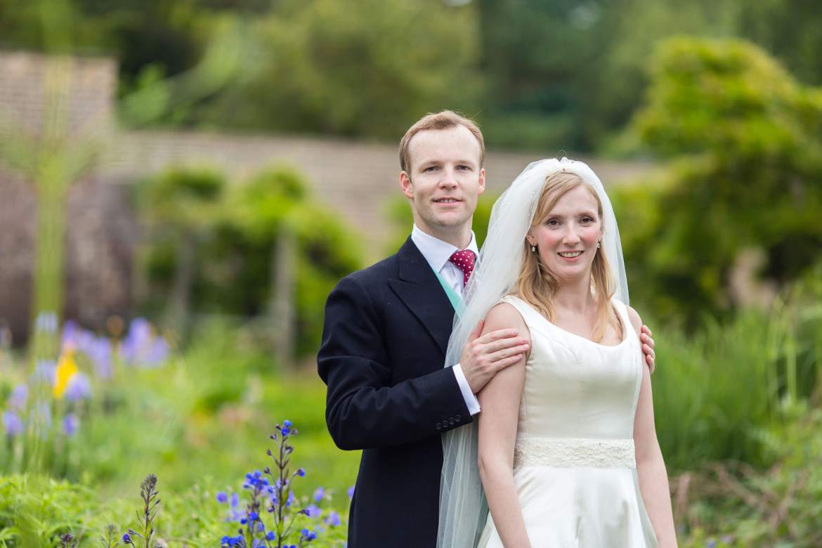 Pictures in the walled garden