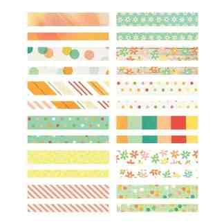 Simple Stories Designer washi paper tape Summer Vibes