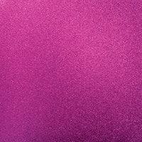 Kaisercraft Glitter Cardstock Magenta
