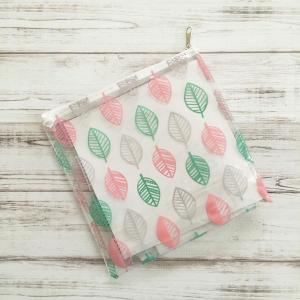 Freckled Fawn Pouches Leaves
