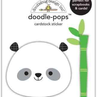 Doodlebug Design Doodle Pops Polly Panda