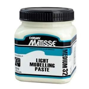 Derivan Matisse Gel Light Modelling Paste