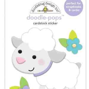 Doodlebug Design Doodle Pops Lamby