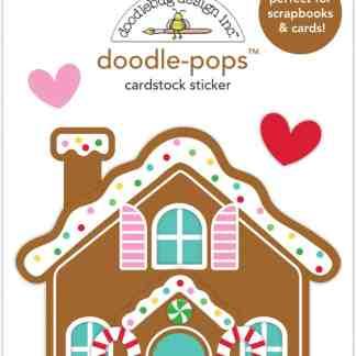 Doodlebug Design Doodle Pops Cookie Cottage