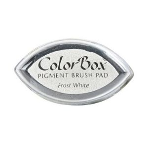 ColorBox Pigment Brush Pad Frost White