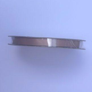 Kaisercraft Ribbon Satin Tan 6mm