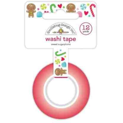 Doodlebug Design Washi Tape Sweet Sugarplum