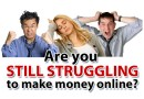 Finding out the best way to make money online