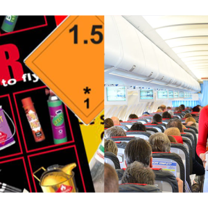 Dangerous goods for Cabin Crew