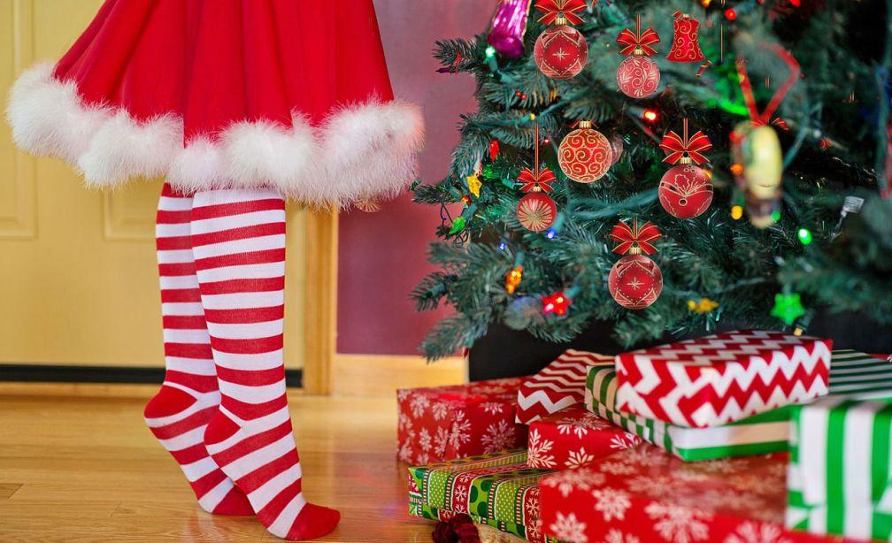 De kerstfee voor een magische kerst
