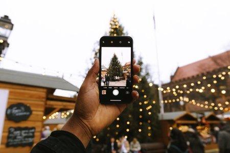kerstboomverlichting met app