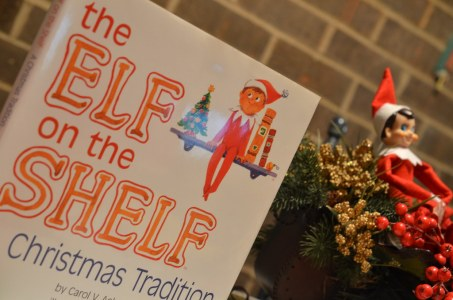elf on the shelf kersttraditie
