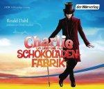 Charlie und die Schokoladenfabrik Cover