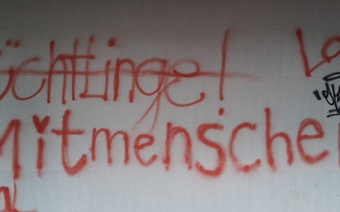 """Kölner Botschaft"" gegen Gewalt"