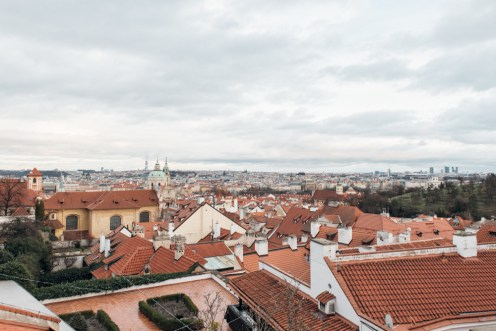 25 Prag, Tschechien, Czech Republic, sightseeing, city, panorama