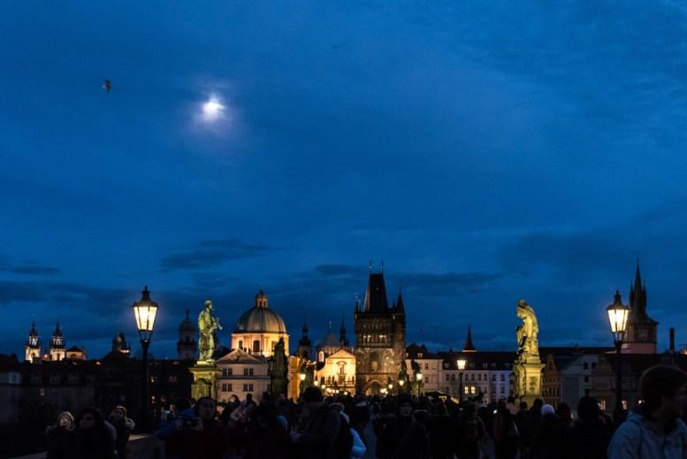 30 Prag, Tschechien, Czech Republic, sightseeing, city, night, christmas