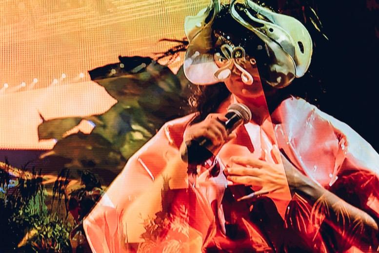 Björk_Primavera Sound Festival Barcelona 2018_Kerstin Musl_09