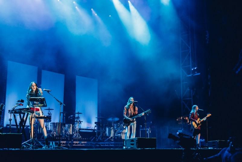 Haim_Primavera Sound Festival Barcelona 2018_Kerstin Musl_36