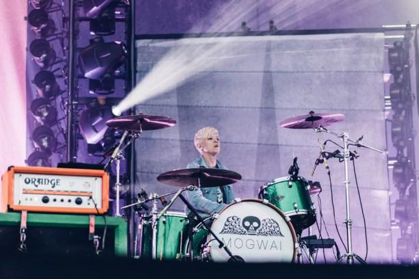 Mogwai_Primavera Sound Festival Barcelona 2018_Kerstin Musl_05