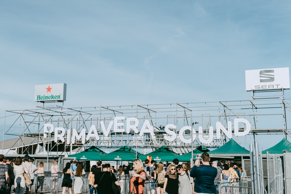 Primavera Sound Festival in Barcelona – Day THREE