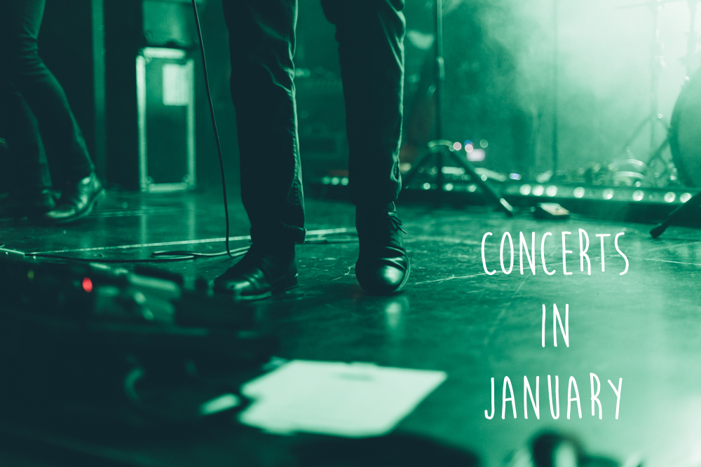 Concerts you have to see in January in Berlin