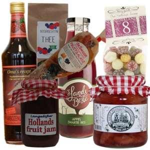 Kerstpakket Fruit doosje 2 – Relatiegeschenken Specialist