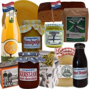 Kerstpakket Hollands 2 – Streekpakket Specialist
