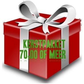 Kerstpakket € 70,00 of meer - zoek je een bijzonder kerstpakket op prijs - www.KerstpakkettenCadeaubon.nl