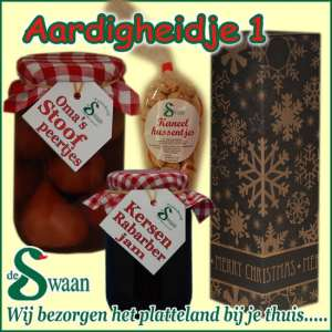 Kerstpakket Aardigheidje