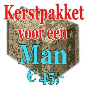 Kerstpakket Man Verrassing 45 - Verrassingspakket voor de Man - Kerstpakket verrassing Man - www.kerstpakkettencadeaubon.nl