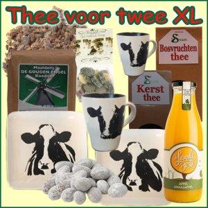 Kerstpakket Thee voor twee XL – Thee Cadeaupakket