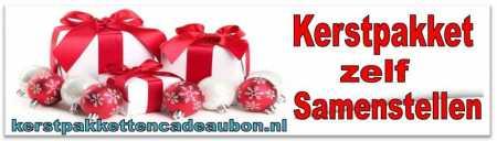 Kerstpakket Zelf Samenstellen - www.KerstpakkettenCadeaubon.nl