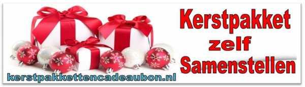Kerstpakket cadeaubon - kerstpakket zelf Samenstellen - www.KerstpakkettenCadeaubon.nl