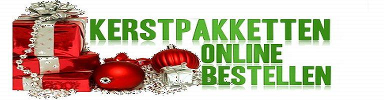 Kerstpakketten online bestellen - bezorgen in heel Nederland