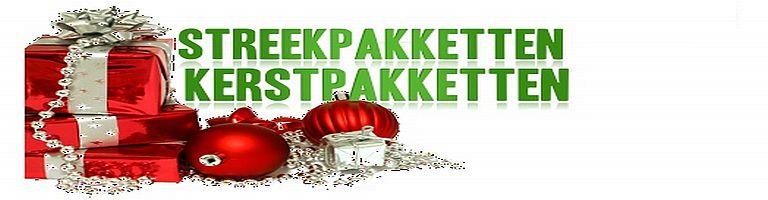 Streekpakketten en Kerstpakketten - Specialist in lokale streekproducten - bestellen en bezorgen in heel Nederland