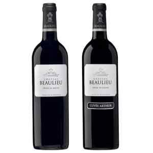 Wijnpakket Frankrijk Château Beaulieu – Wijngeschenk Specialist