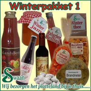 Kerstpakket Winter