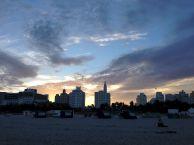 miami fl sunset