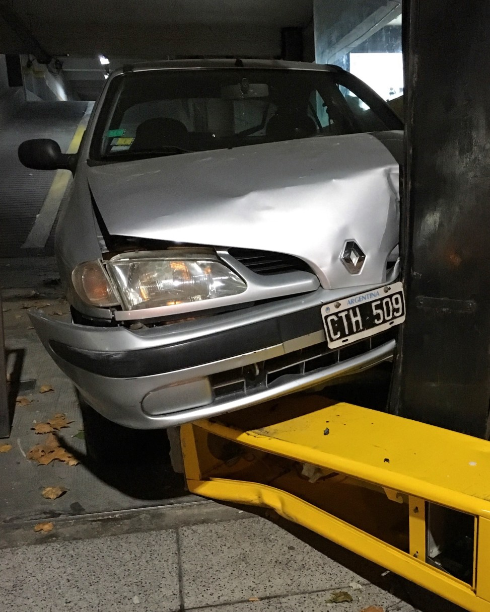 Buenos Aires Crash