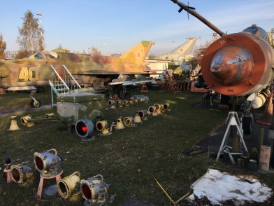 Images for Soviet Aircraft museum cccp