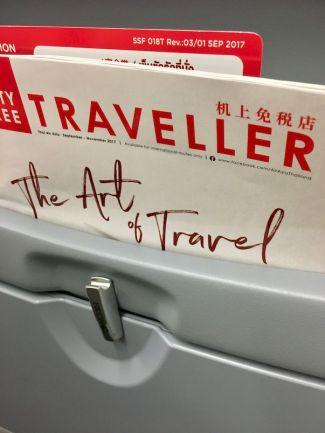 Traveller Air Asia