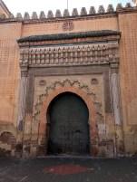 Marrakesh City in Morocco