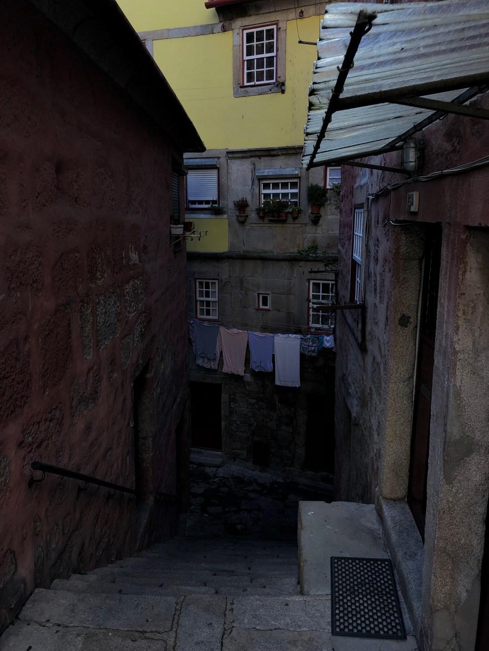 Streets of Porto, Portugal