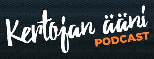 Kertojan ääni -logo