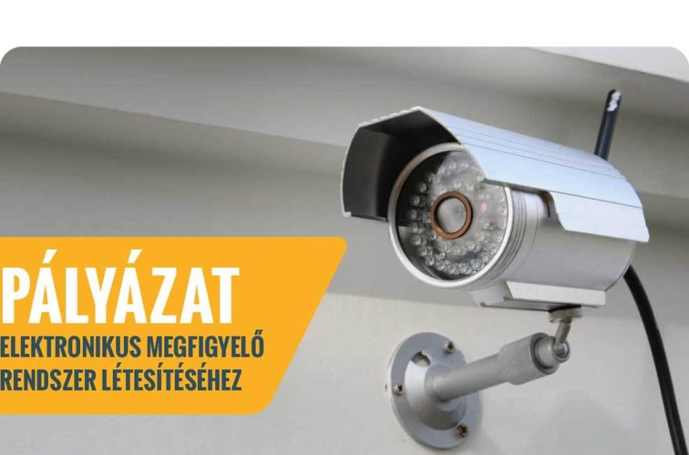 elektronikus megfigyelő rendszer