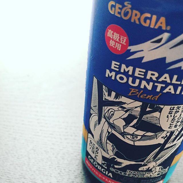 ジョージアとジャンプのコラボ缶