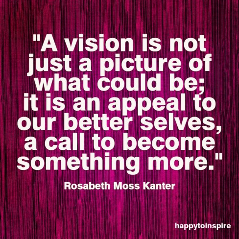 my new vision